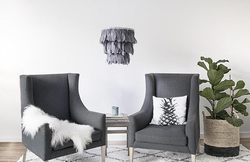DIY: Lampa w stylu boho