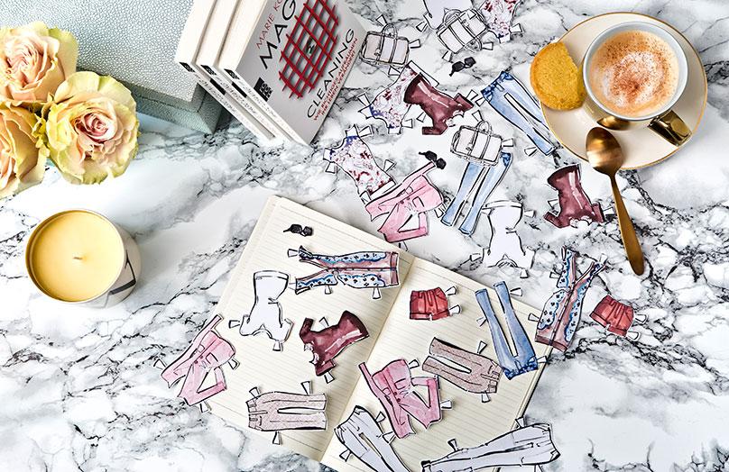 Szybkie sprzątanie: 7 porad od ekspertki Marie Kondo