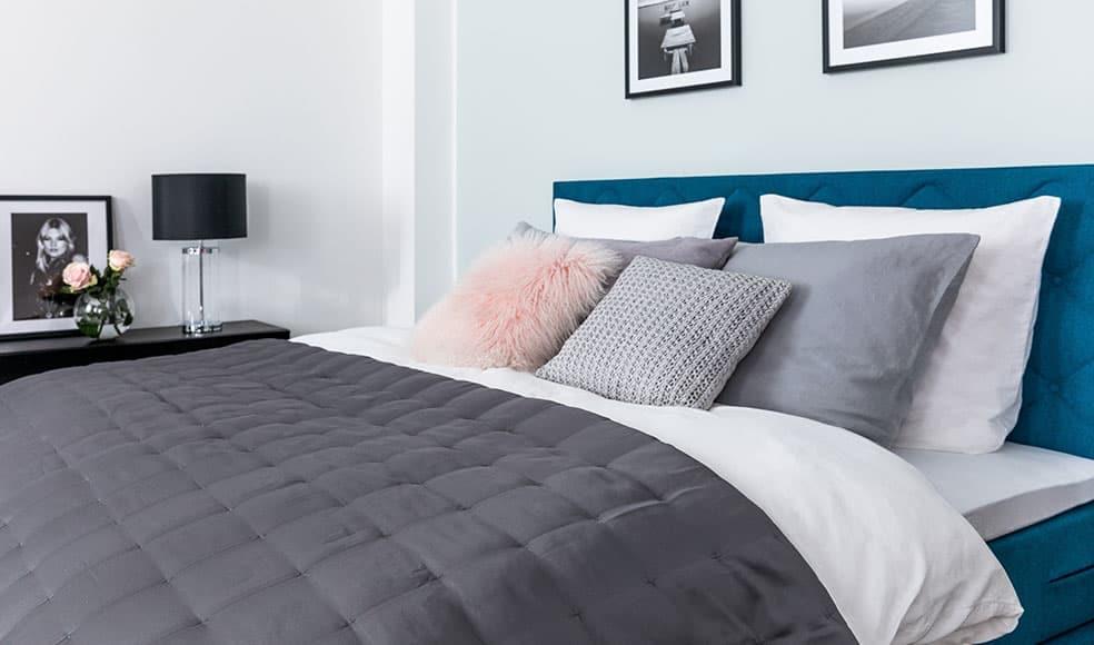łóżka kontynentalne w pigułce
