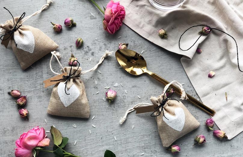 DIY torebki zapachowe