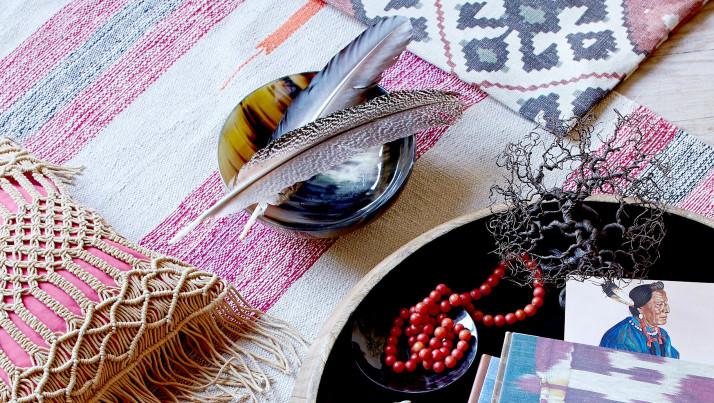 weihnachten in den bergen strick sets von we are knitters die neuen deko textilien aus leder. Black Bedroom Furniture Sets. Home Design Ideas