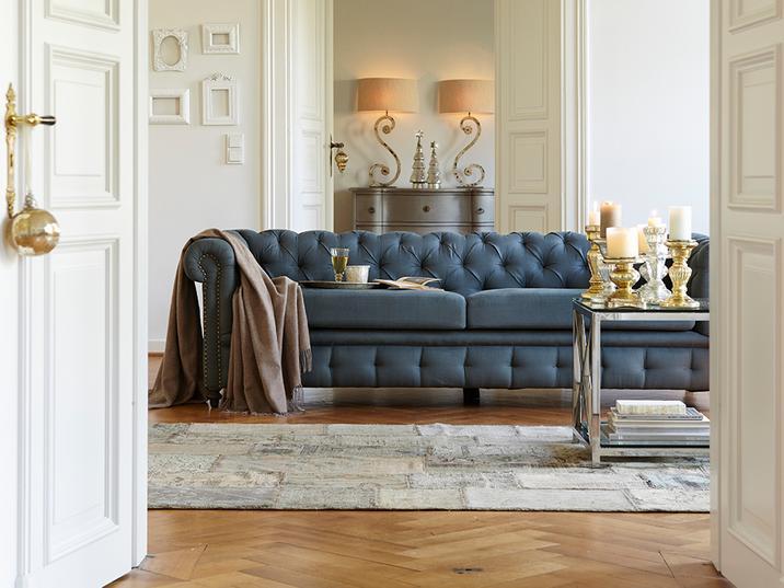 Sofas im Chesterfield-Stil