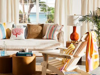 So cool: Surfer House Chic
